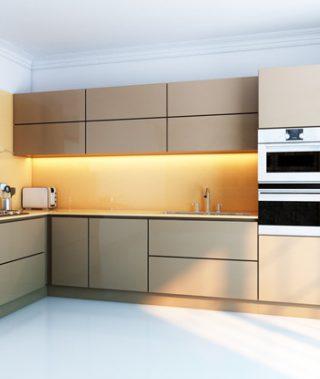 Угловая кухня №4