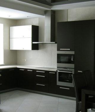 П-образная кухня №1