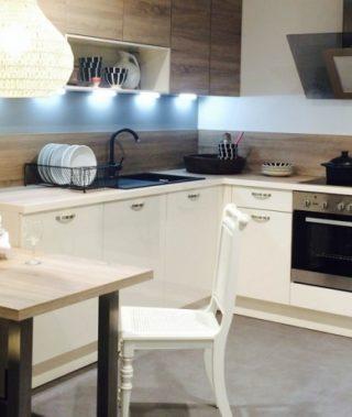 Угловая кухня №7