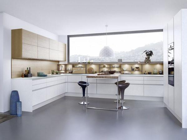 Угловая кухня №9