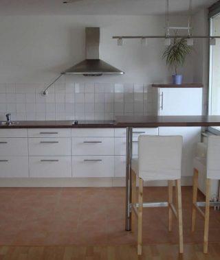 Линейная кухня №12