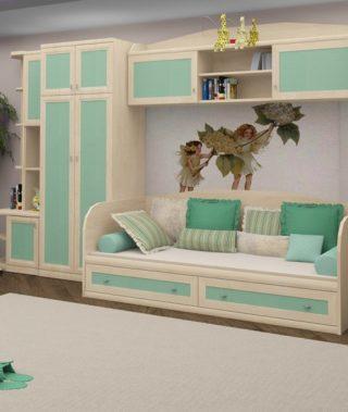 Детская комната №9