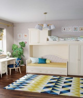 Детская комната №12