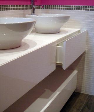 Мебель для ванной №4